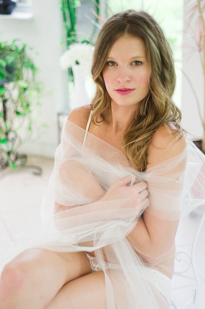 Bohemian Bridal Boudoir by #ARPhotography // Featured on #BoudoirCollective