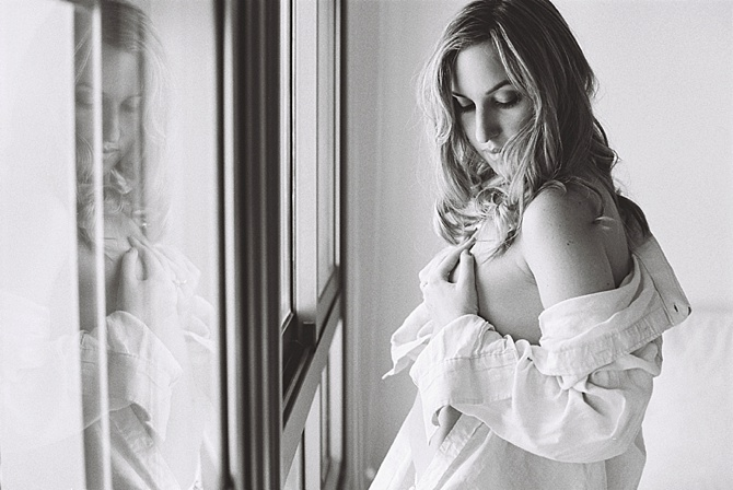 A Mother's Legacy - Boudoir by #RebeccaSigalaPortraiture // Featured on Boudoir Collective
