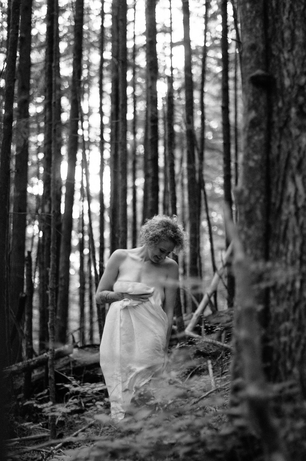 Boudoir Collective Fine Art Boudoir Blog and Magazine The Loud Camera Outdoor Forest Boudoir 8.jpg