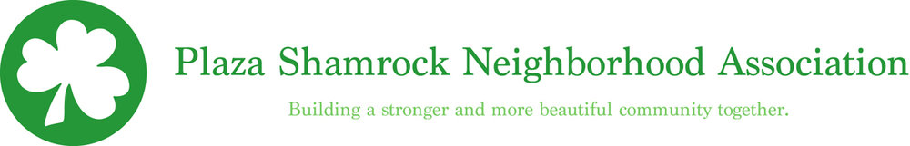 Plaza Shamrock Neighborhood Association