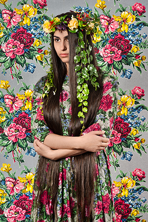 WINNER OF THE $30 000 ACQUISITIVE AWARD   Polixeni PAPAPETROU,  Delphi   2016, from the series  Eden  ,  pigment ink-jet print, 127.5 x 85.0 cm courtesy the artist, Michael Reid Gallery (Sydney) and Jarvis Dooney Galerie (Berlin)