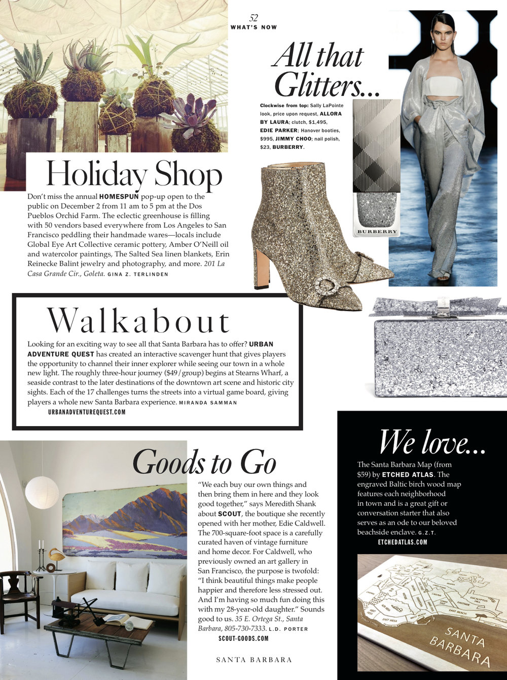 Santa Barbara Magazine Winter 2017