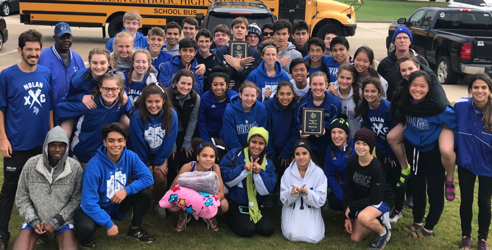 MENS'S AND WOMEN'S XC BOTH FINISH 2ND OVERALL AT THE TAPPS DISTRICT MEET!! - BEN GEISER FINISHES 2ND OVERALL FOR THE BOYS!