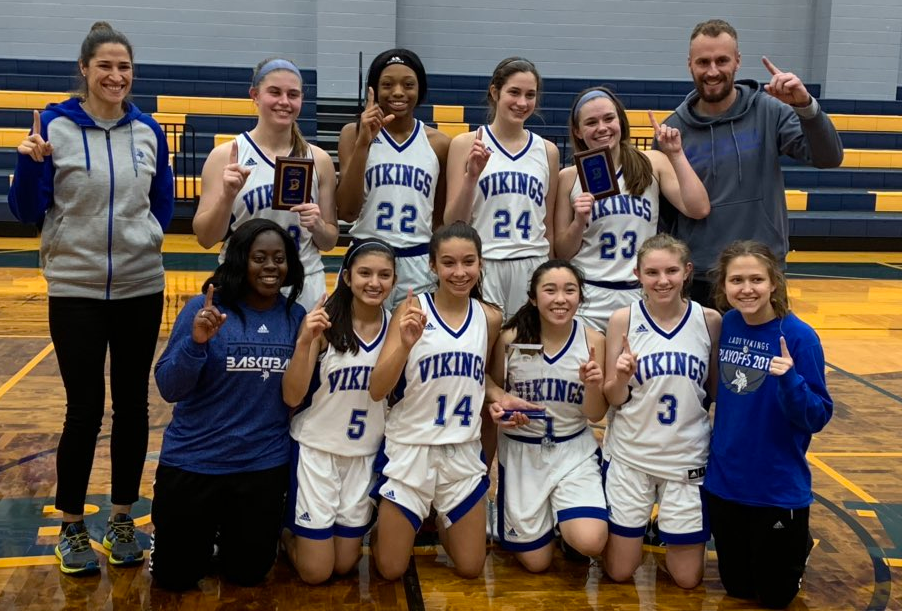 11/17 WBB WINS BROCK SHOWCASE TOURNAMENT CHAMPIONSHIP!! -