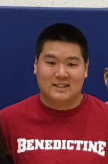 Bradley WongBenedictine CollegeFootballClass of 2017 -