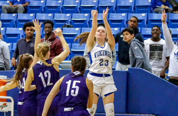 WBB TAKES DISTRICT GAME FROM TCA! 43-20! -