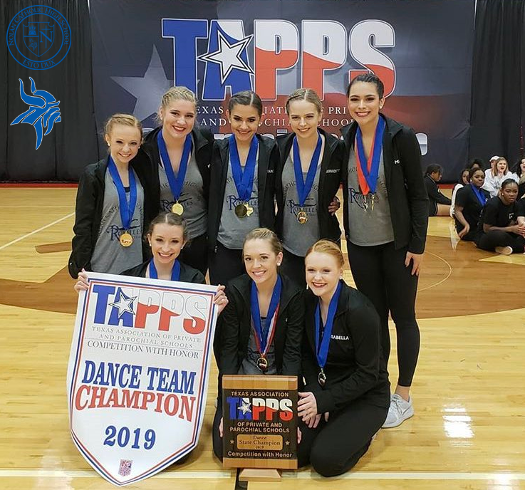 1/12 THE ROYELLE DANCE TEAM WINS THE TAPPS DANCE STATE CHAMPIONSHIP!! -