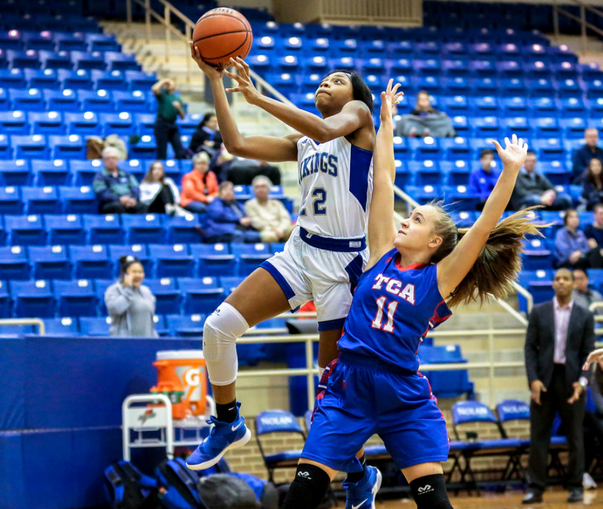 1/15 WBB TAKES BIG DISTRICT WIN FROM CROSS-TOWN RIVAL ALL SAINTS! 51-35! -