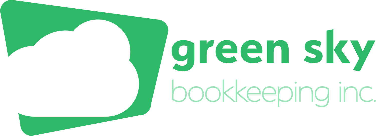Green Sky Bookkeeping