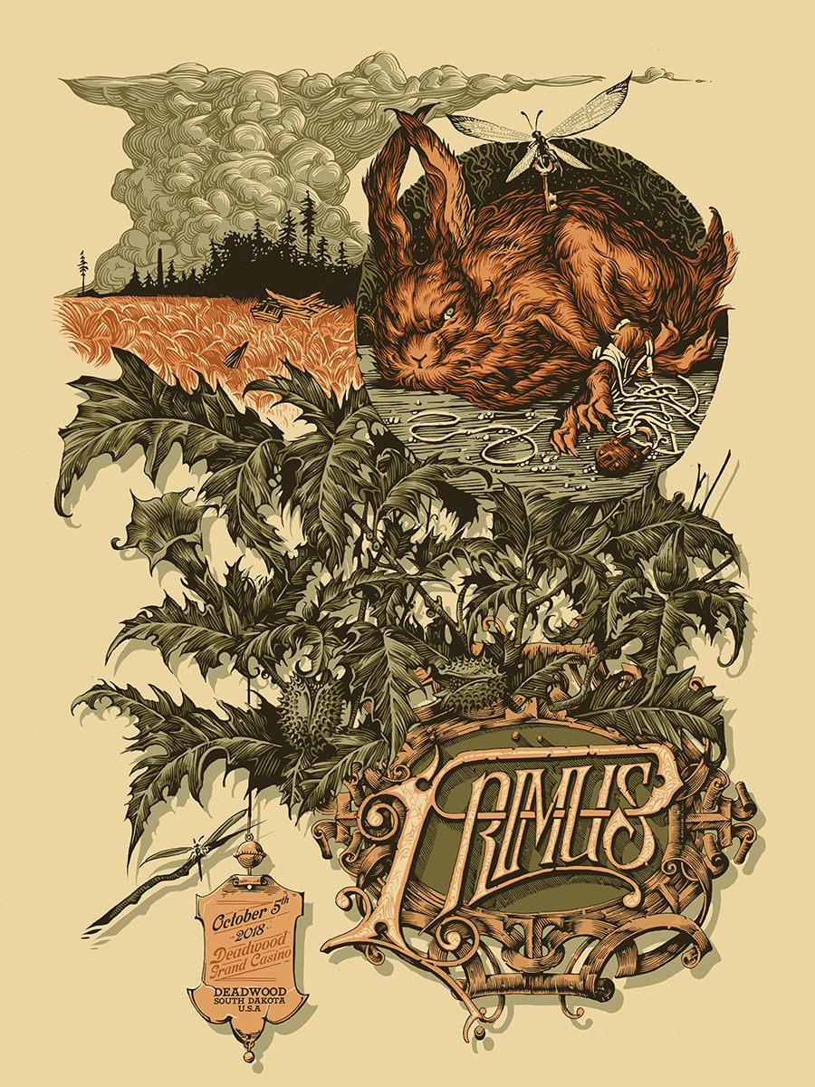 Primus Band Poster Print