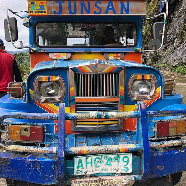 Artwork . . . . . . . #itsmorefuninthephilippines #philippines #motherland #jeepney