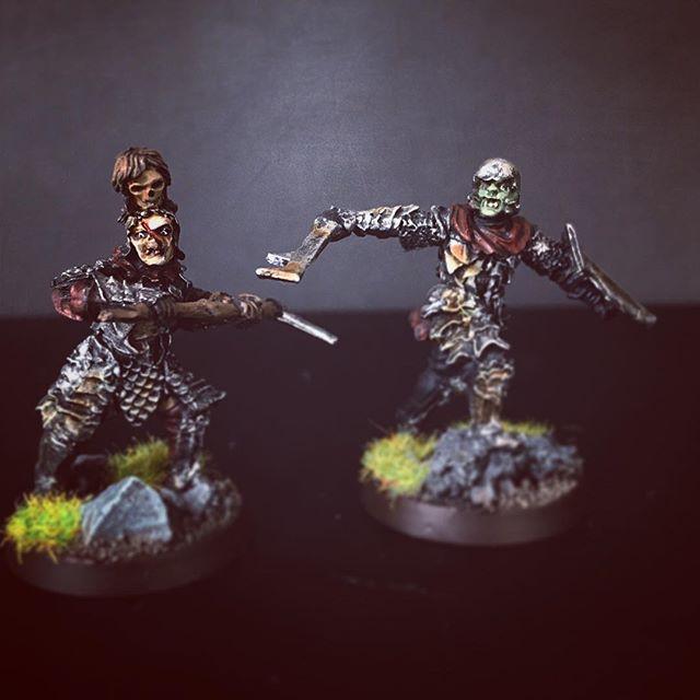 Morannon orcs commanders