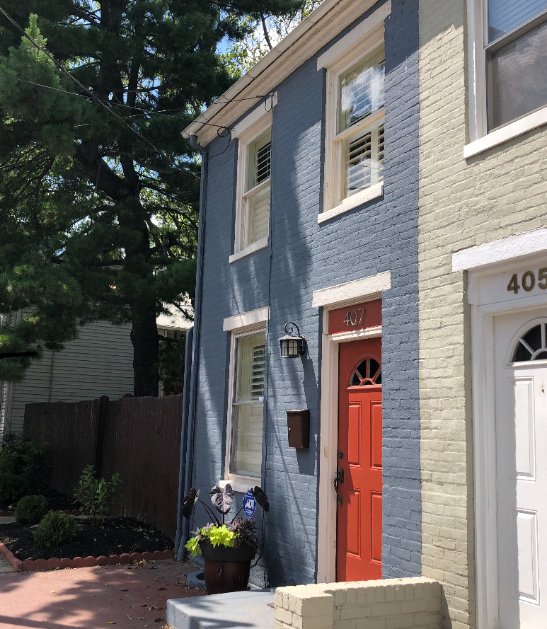Our Downtown Rowhouse - Airbnb in Frederick, MD