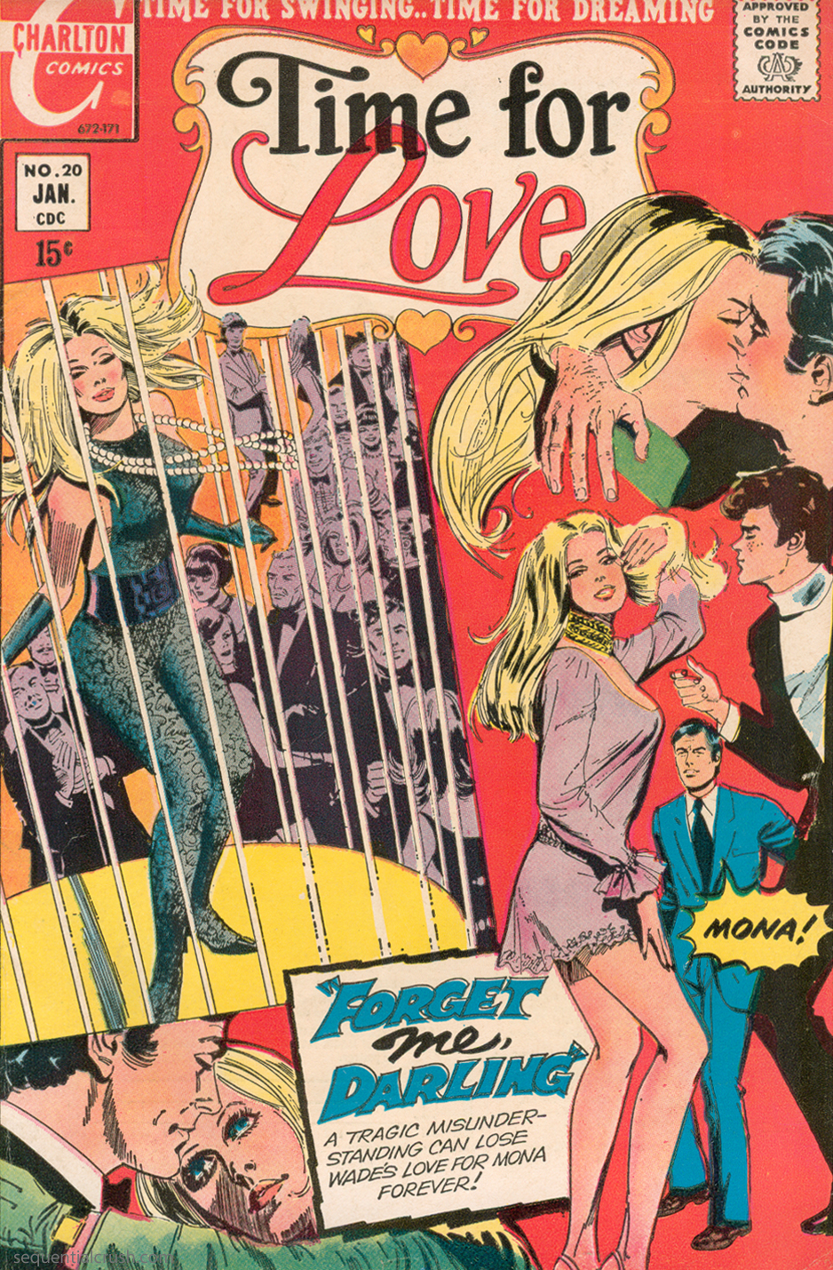 Time for Love #20 (January 1971)