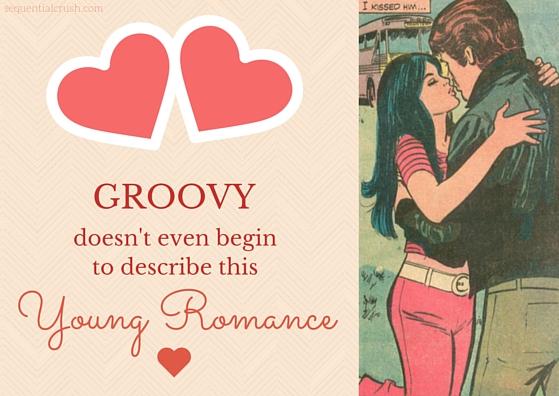 DC comics romance comics valentines day sequential crush