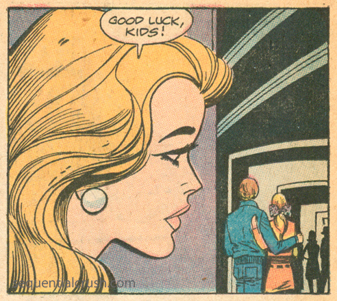 DC Romance Comics Sequential Crush