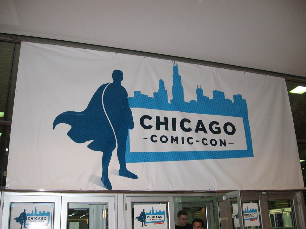 Chicago Comic-Con 2009 romance comics