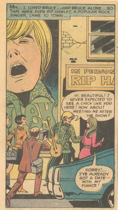 Young Love #112 (October/November 1974)