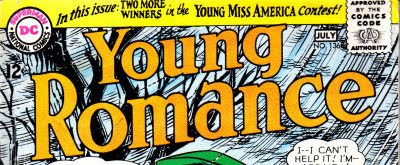 Logo Two - Issue #131 (August/September 1964) through issue #153 (April/May 1968)