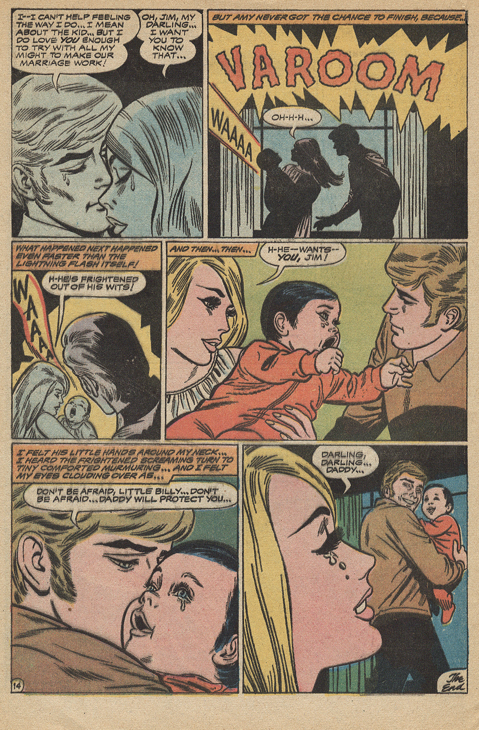Sequential Crush romance comic book Vietnam war bride
