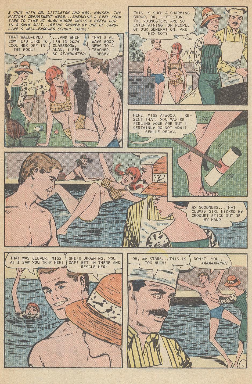 Sweethearts Charlton romance comic books