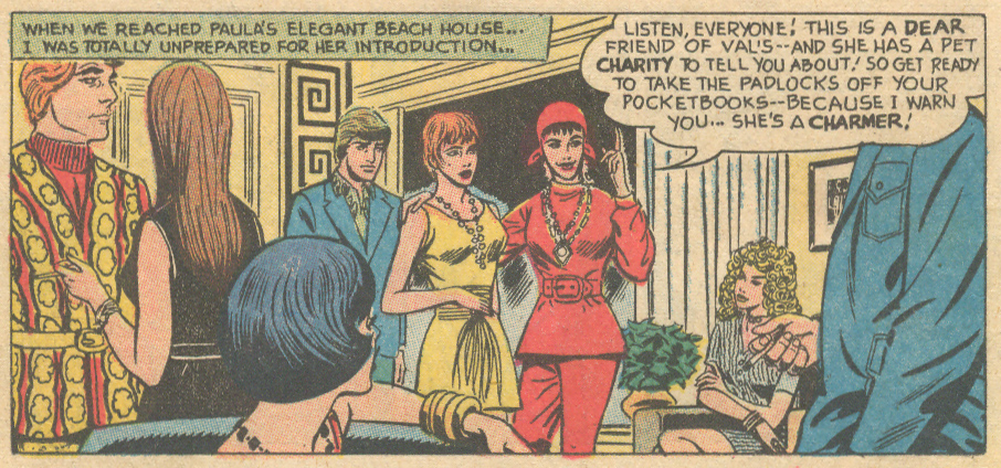 I wish I could have invited you all to an elegant beach house to give you this spiel, but well, ya know. Logistics.