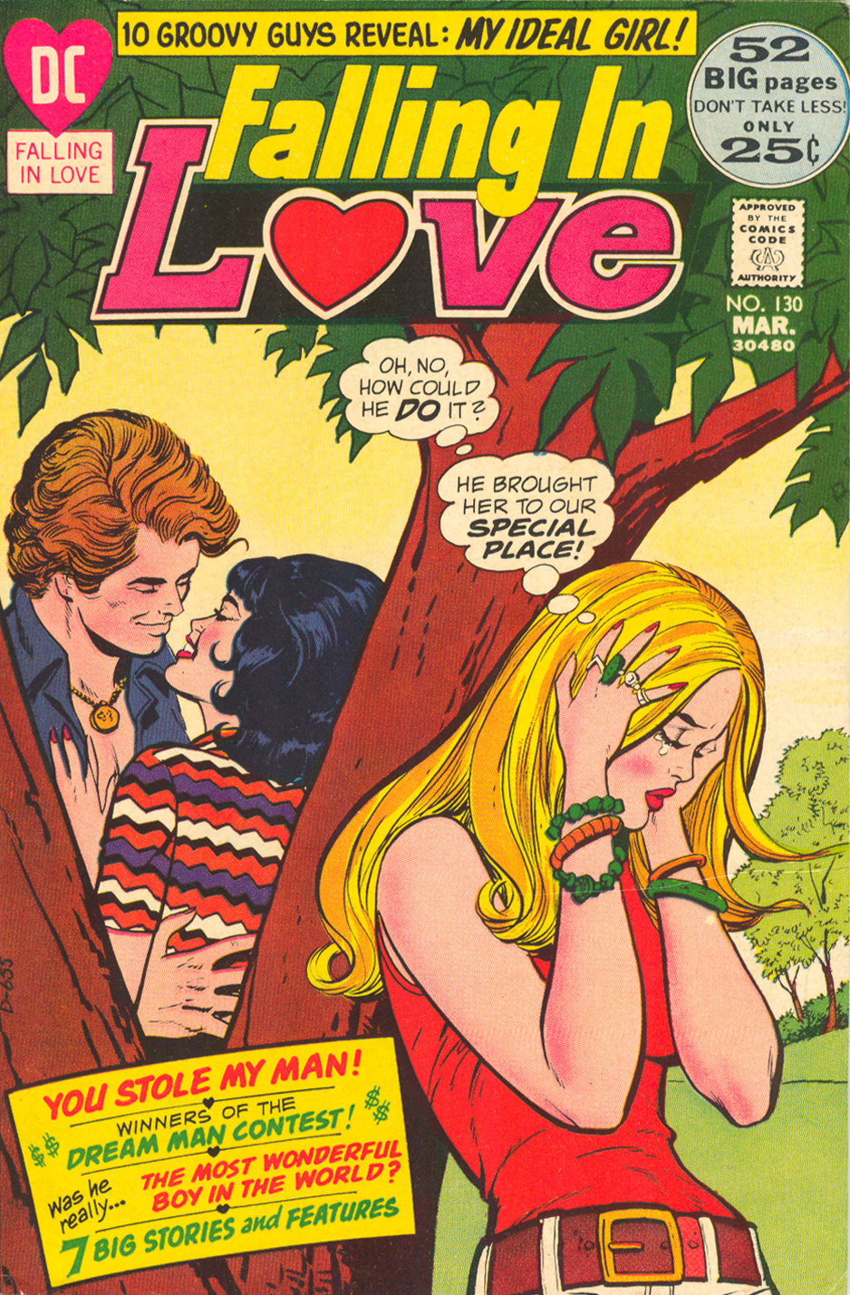 Falling in Love  #130 (March 1972)