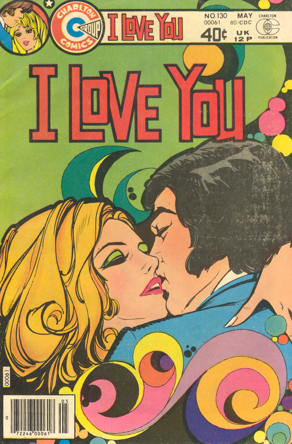 I Love You #130 (May 1980), originally from My Only Love #3 (November 1975)