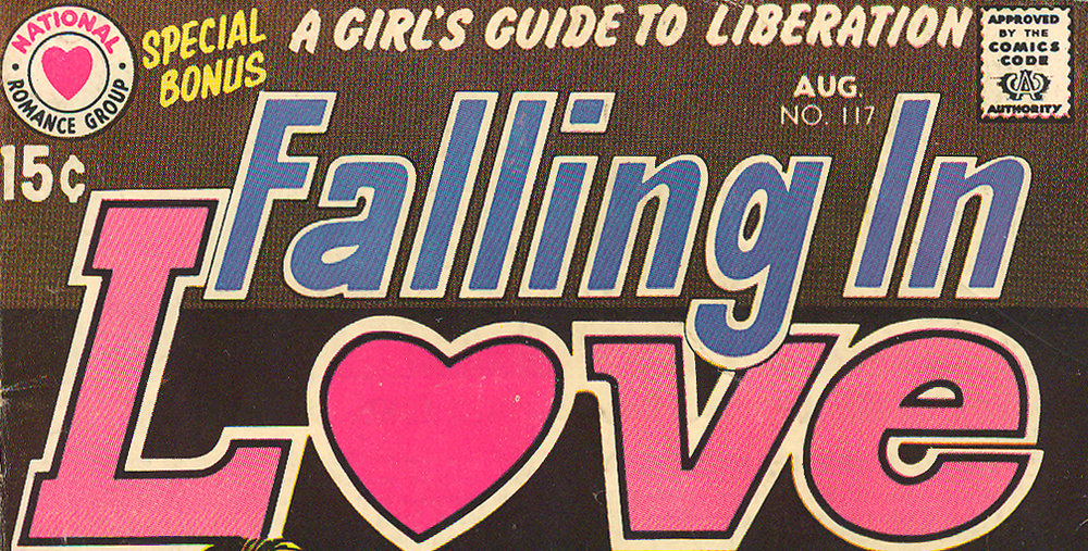 Falling in Love A girl's guide to liberation