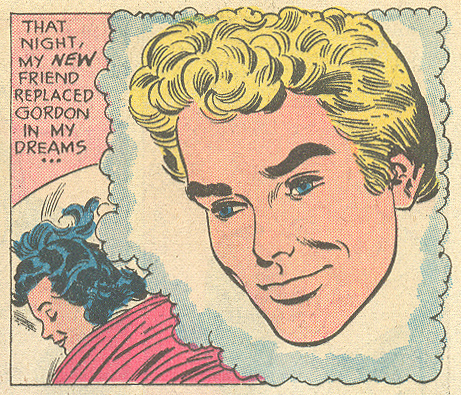 """""""I Love You, I Hate You!""""  Falling in Love  #133 (June 1972) Pencils: John Romita"""