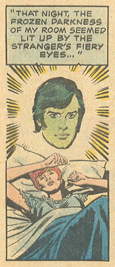 """No Wedding Ring for Me!"" Young Romance #169 (December 1970/January 1971) Pencils: Werner Roth, Inks: Dick Giordano"