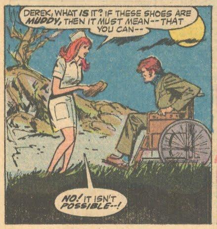 Marvel Comics Night Nurse #4