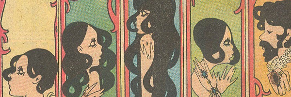 Women of the Romance Comics - Elizabeth Berube!