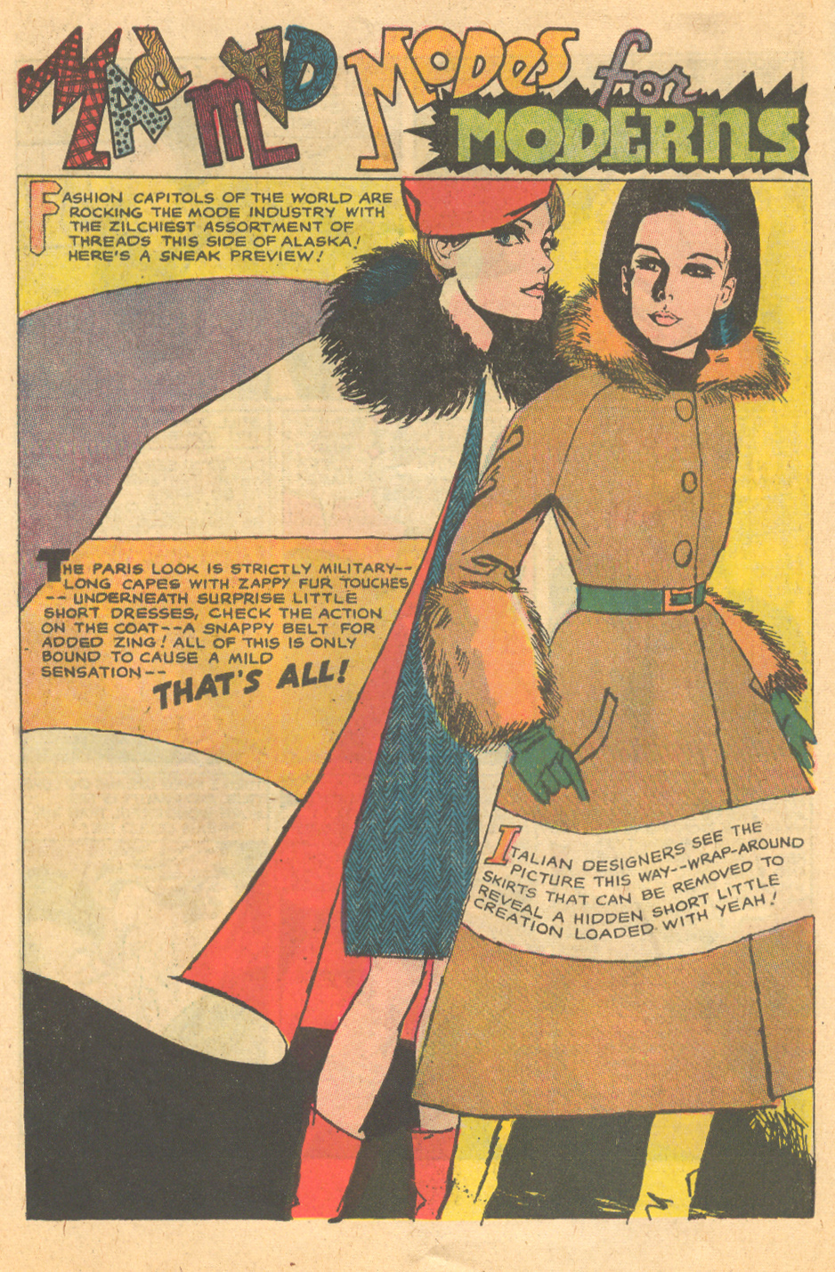 Tony Abruzzo fashion illustration comic books