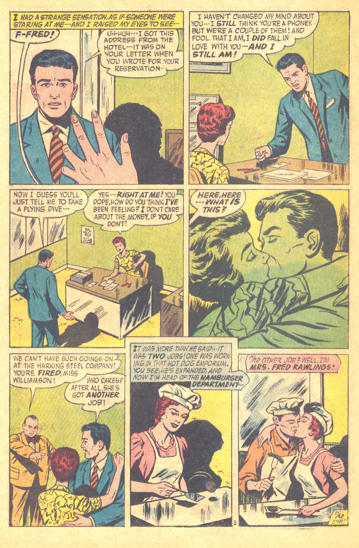 American Comics Group, ACG My Romantic Adventures romance comic book