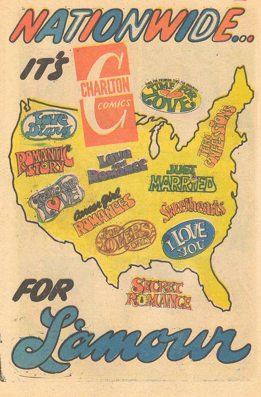Teen-Age Love #94 (August 1973)