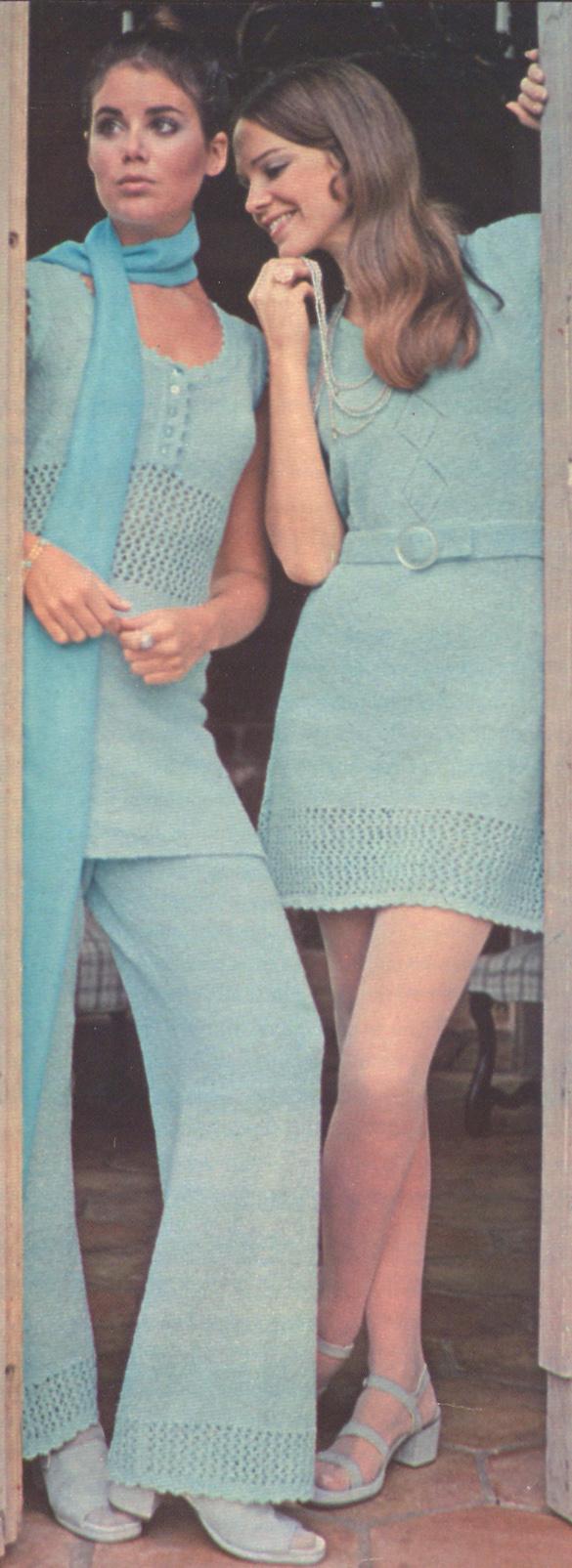 1970s knitwear fashion