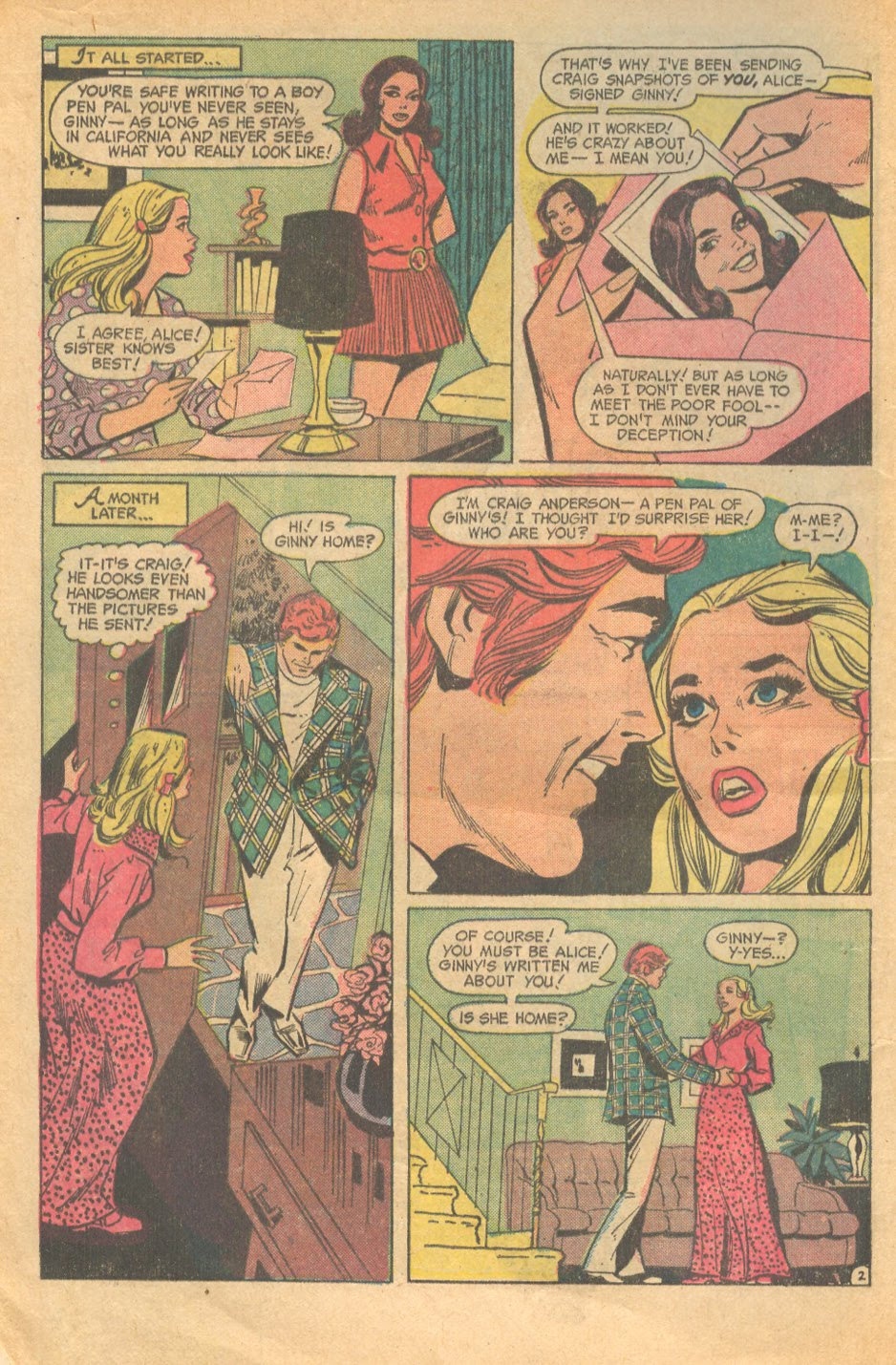 DC's   Love Stories   #148 (January 1973)