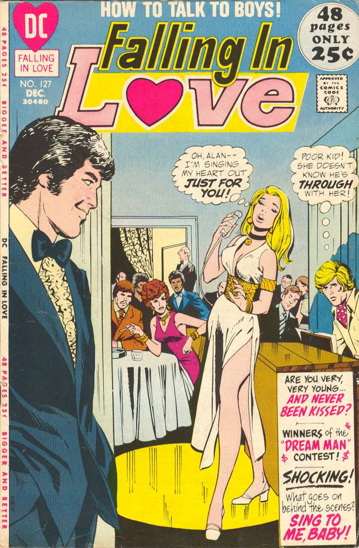 Falling in Love  #127 (December 1971)