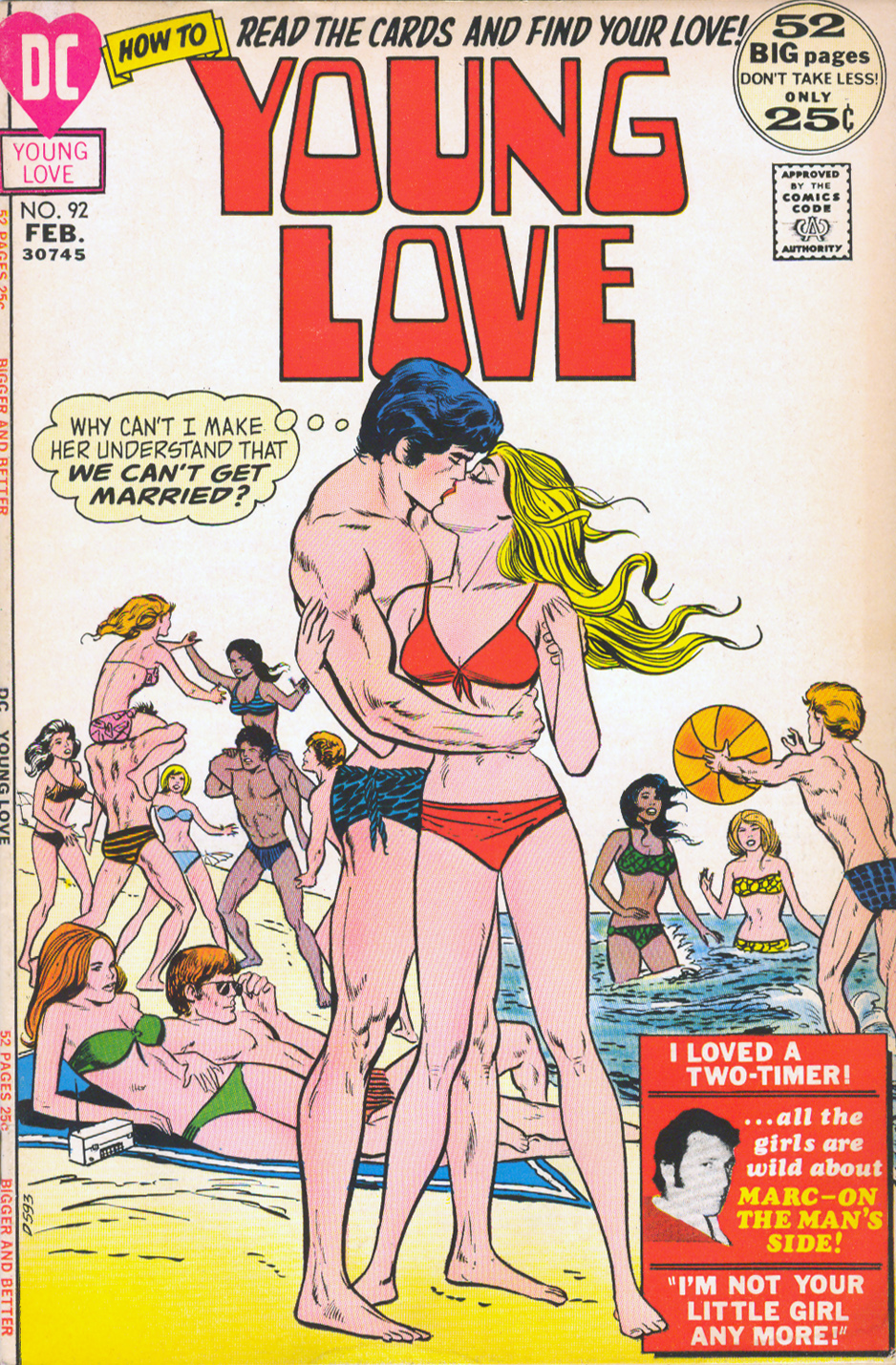 Young Love #92 (February 1972)