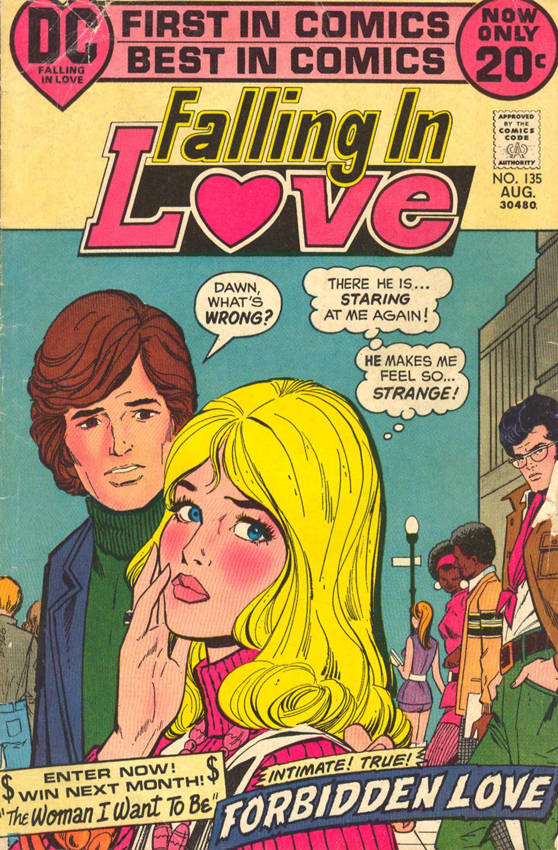 Falling in Love #135 (August 1972)