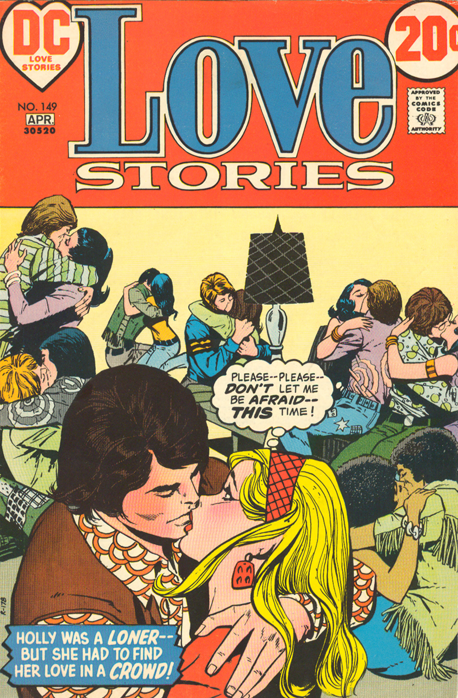 Love Stories  #149 (March/April 1973)