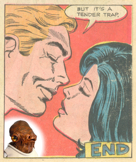 """The Tender Trap"" Just Married #95 (June 1973) Pencils and Inks: Torre Repriso"