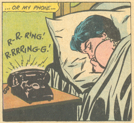 """Happily Ever After!"" Young Love #63 (September/October 1967) Pencils: Mike Sekowsky"