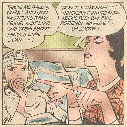 DC comics serial romance comic book Alex Toth