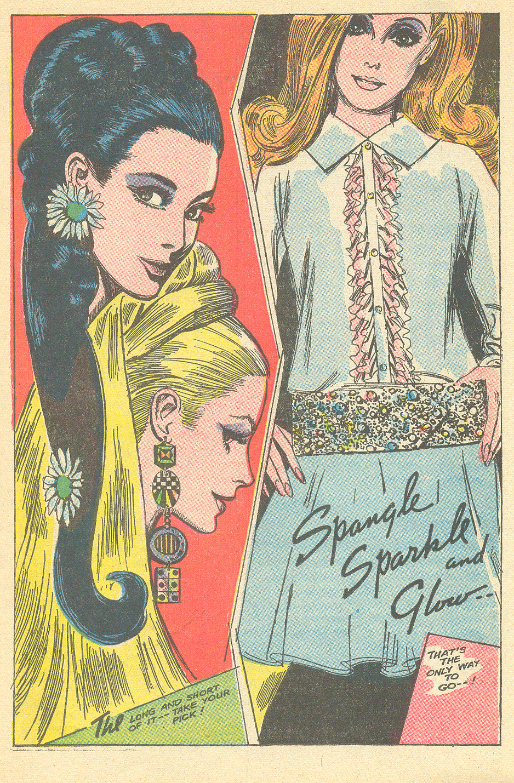 Secret Hearts  #128 (June 1968) Tony Abruzzo