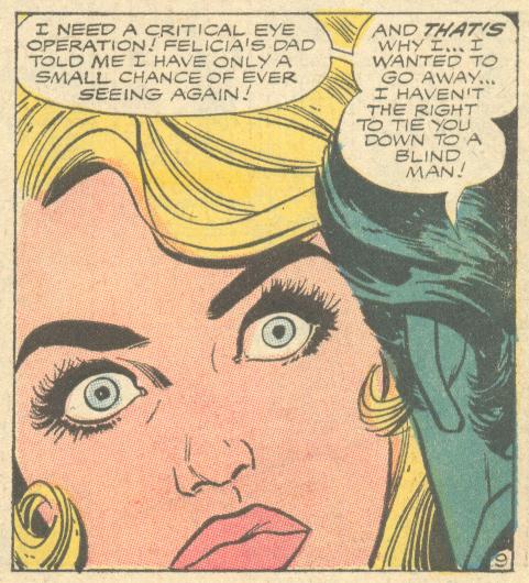 DC comics romance comic book mammy archetype 1970s