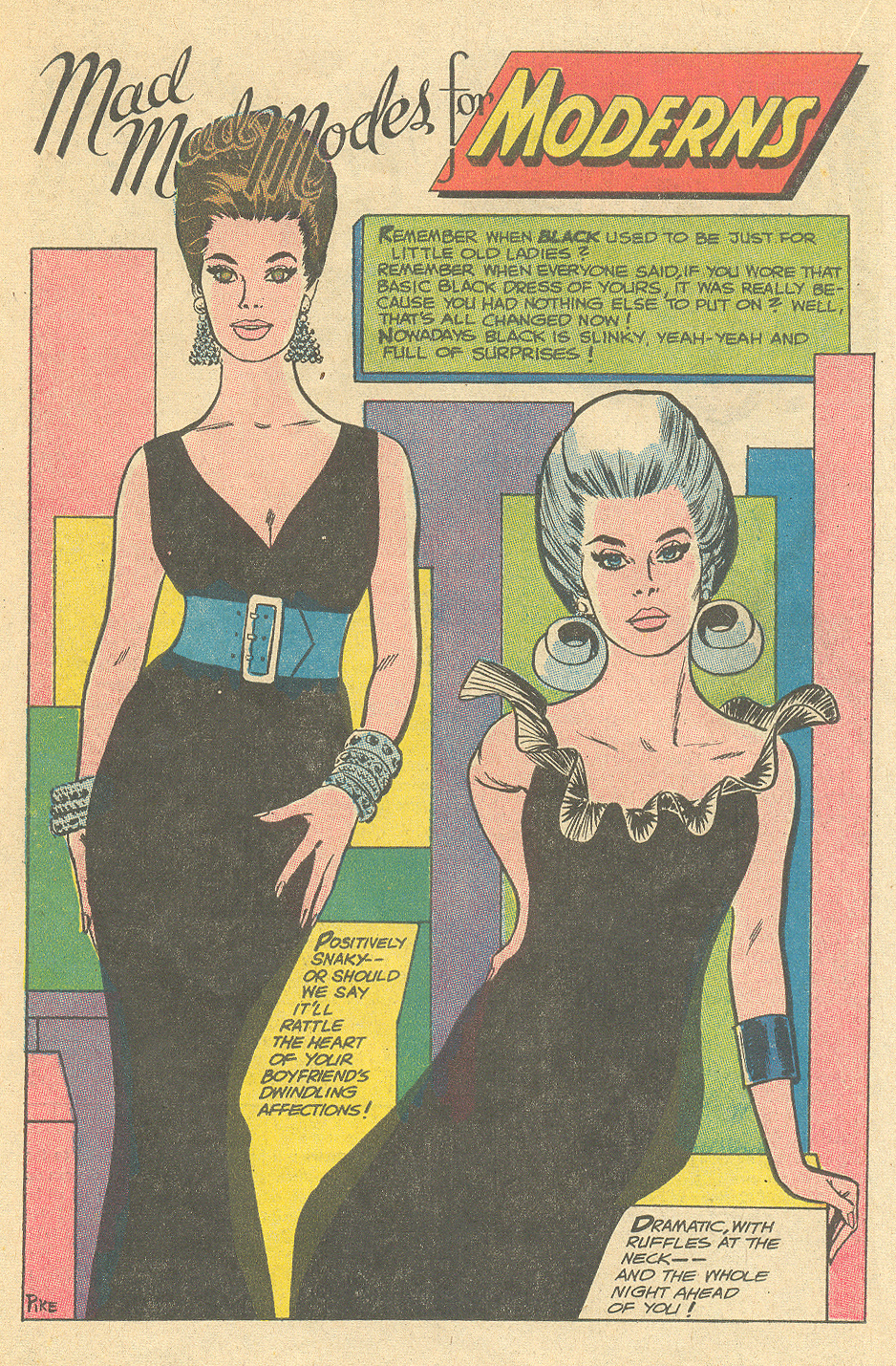 Falling in Love #102 (October 1968) Jay Scott Pike