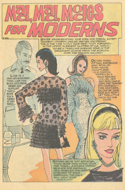 Comic book fashion
