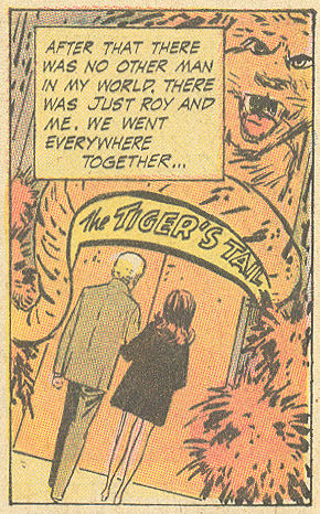 """Substitute Sweetheart""  Heart Throbs  #129 (December 1970/January 1971 Pencils: Win Mortimer"